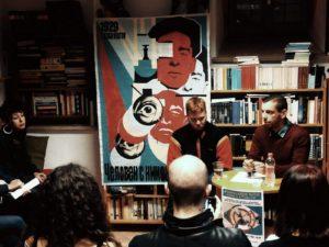 Incontro con Leonardo Crudi alla Libreria Aurora