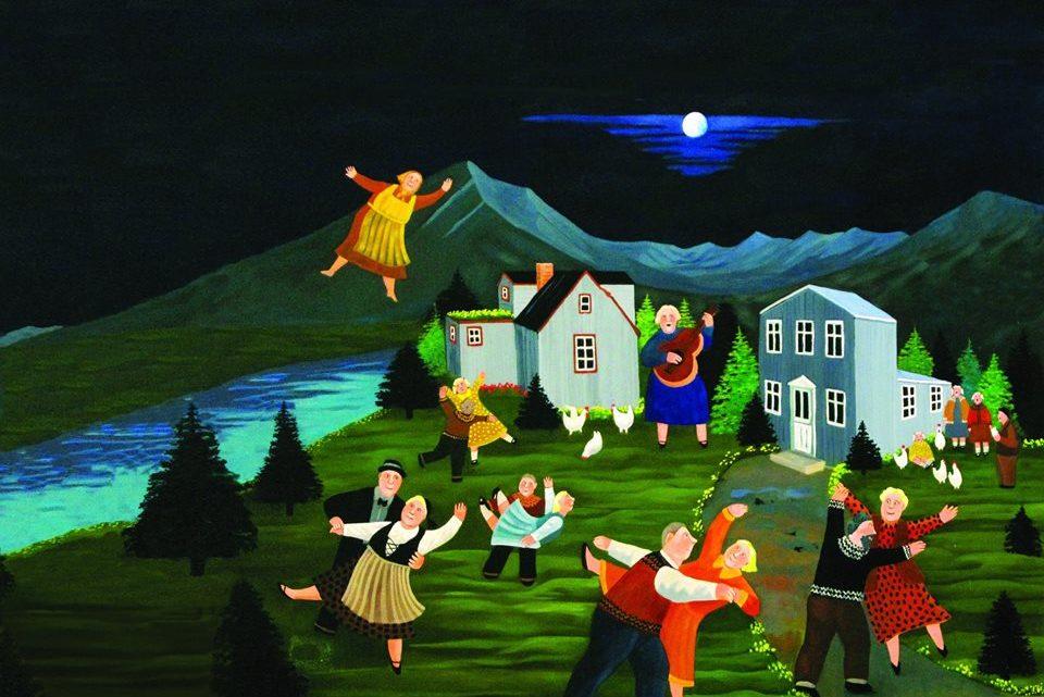 Luce d'estate, ed è subito notte – Jón Kalman Stefánsson