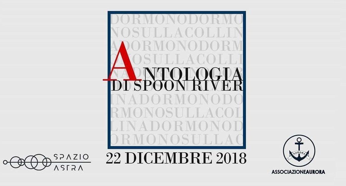 Da Masters a De André: i personaggi di Spoon River prendono vita allo Spazio Astra