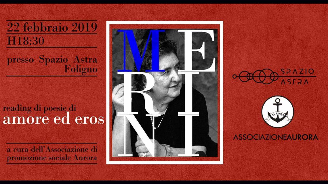 Alda Merini: tra eros, amore e poesia