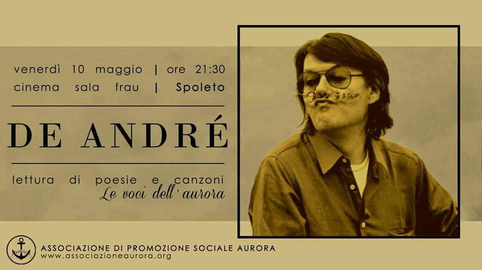 Le voci dell'aurora – Fabrizio De André